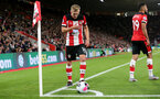 SOUTHAMPTON, ENGLAND - SEPTEMBER 20: James Ward-Prowse during the Premier League match between Southampton FC and AFC Bournemouth at St Mary's Stadium on September 21, 2019 in Southampton, United Kingdom. (Photo by Chris Moorhouse/Southampton FC via Getty Images)