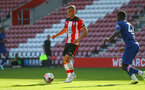 Kornelius Hansen during Premier League 2 match between Southampton FC U23 and Chelsea, at St Mary's Stadium, Southampton, 21th September 2019 (pic Isabelle Field)