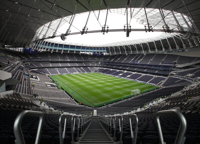 Ticket details for Spurs replay