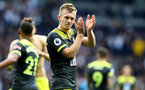 LONDON, ENGLAND - SEPTEMBER 28: James Ward-Prowse of Southampton during the Premier League match between Tottenham Hotspur and Southampton FC at Tottenham Hotspur Stadium on September 28, 2019 in London, United Kingdom. (Photo by Matt Watson/Southampton FC via Getty Images)