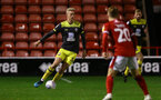 Christoph Klarer during Lessing.com Trophy match between Southampton FC U23 and Walsall, at Walsall Football Club Stadium, 1th October 2019 (pic Isabelle Field)