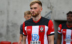 Aaron O'Driscoll  during Premier League Cup between Southampton FC U23 and Stoke City at Staplewood Campus, Southampton 5th October 2019 (pic by Isabelle Field)