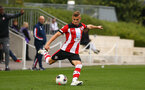 Kornelious Hansen during Premier League Cup between Southampton FC U23 and Stoke City at Staplewood Campus, Southampton 5th October 2019 (pic by Isabelle Field)