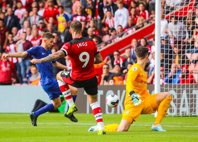 Gallery: Saints 1-4 Chelsea