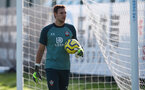 SOUTHAMPTON, ENGLAND - OCTOBER 22: Alex McCarthy during a Southampton FC training session at the Staplewood Campus on October 22, 2019 in Southampton, England. (Photo by Matt Watson/Southampton FC via Getty Images)