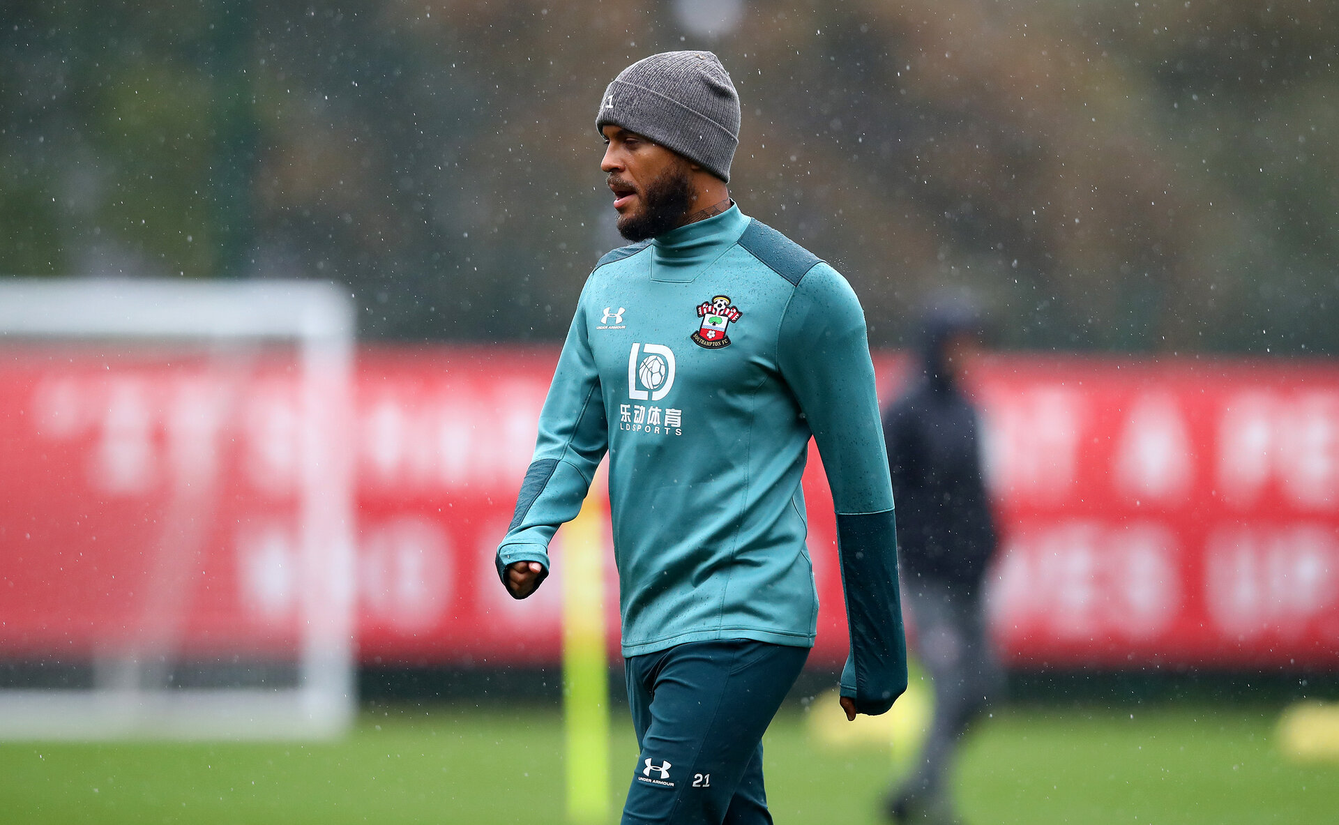 SOUTHAMPTON, ENGLAND - OCTOBER 24: Ryan Bertrand during a Southampton FC training session at the Staplewood Campus on October 24, 2019 in Southampton, England. (Photo by Matt Watson/Southampton FC via Getty Images)