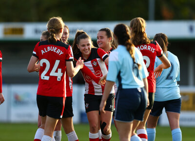 Young Lionesses call-ups for Saints Women
