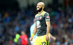 MANCHESTER, ENGLAND - NOVEMBER 02: Nathan Redmond of Southampton during the Premier League match between Manchester City and Southampton FC at Etihad Stadium on November 02, 2019 in Manchester, United Kingdom. (Photo by Matt Watson/Southampton FC via Getty Images)