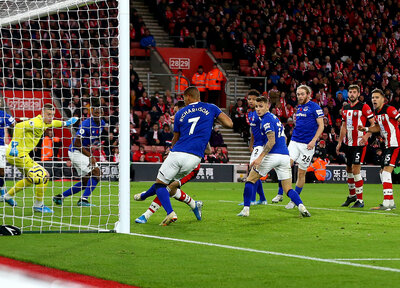 Highlights: Saints 1-2 Everton