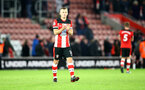 SOUTHAMPTON, ENGLAND - NOVEMBER 09: James Ward-Prowse of Southampton during the Premier League match between Southampton FC and Everton FC at St Mary's Stadium on November 09, 2019 in Southampton, United Kingdom. (Photo by Matt Watson/Southampton FC via Getty Images)