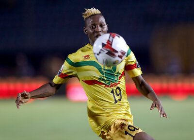 Djenepo stars in Mali win