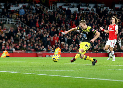 Ward-Prowse buoyed by Arsenal display