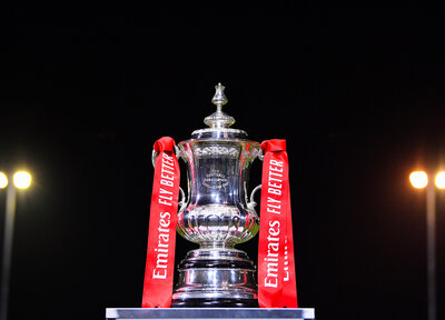 Saints to host Shrewsbury in the FA Cup