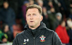 SOUTHAMPTON, ENGLAND - DECEMBER 4: Ralph Hasenhüttl during the Premier League match between Southampton FC and with Norwich City FC at St Mary's Stadium on December 4, 2019 in Southampton, United Kingdom. (Photo by Chris Moorhouse/Southampton FC via Getty Images)