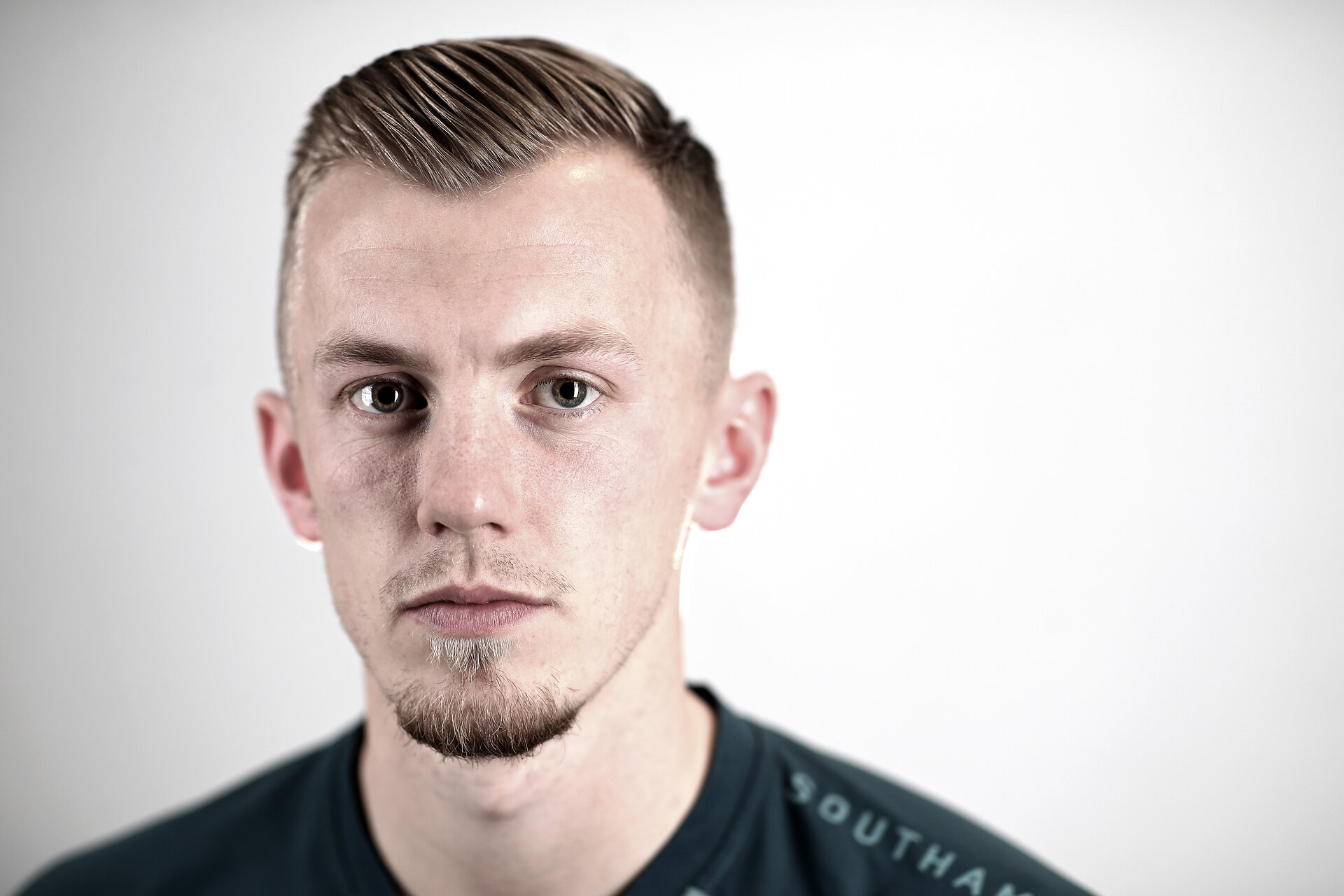 SOUTHAMPTON, ENGLAND - DECEMBER 09: James Ward-Prowse pictured for the Saints match day magazine, at the Staplewood Campus on December 12, 2019 in Southampton, England. (Photo by Matt Watson/Southampton FC via Getty Images)