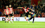 SOUTHAMPTON, ENGLAND - DECEMBER 14: Shane Long of Southampton during the Premier League match between Southampton FC and West Ham United at St Mary's Stadium on December 14, 2019 in Southampton, United Kingdom. (Photo by Matt Watson/Southampton FC via Getty Images)