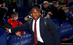 LONDON, ENGLAND - DECEMBER 26: Michael Obafemi of Southampton arrives ahead of the Premier League match between Chelsea FC and Southampton FC at Stamford Bridge on December 26, 2019 in London, United Kingdom. (Photo by Matt Watson/Getty Images)