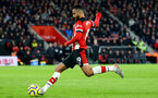 SOUTHAMPTON, ENGLAND - DECEMBER 28: Sofiane Boufal during the Premier League match between Southampton FC and Crystal Palace at St Mary's Stadium, on December 28, 2019 in Southampton, United Kingdom. (Photo by Isabelle Field/Getty Images)