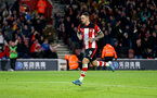 SOUTHAMPTON, ENGLAND - DECEMBER 28: Danny Ings of Southampton after scoring during the Premier League match between Southampton FC and Crystal Palace at St Mary's Stadium on December 28, 2019 in Southampton, United Kingdom. (Photo by Matt Watson/Southampton FC via Getty Images)