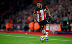 SOUTHAMPTON, ENGLAND - DECEMBER 28: Ryan Bertrand of Southampton during the Premier League match between Southampton FC and Crystal Palace at St Mary's Stadium on December 28, 2019 in Southampton, United Kingdom. (Photo by Matt Watson/Southampton FC via Getty Images)