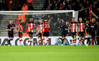 SOUTHAMPTON, ENGLAND - DECEMBER 28: Palace score during the Premier League match between Southampton FC and Crystal Palace at St Mary's Stadium on December 28, 2019 in Southampton, United Kingdom. (Photo by Matt Watson/Southampton FC via Getty Images)