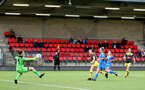 SOUTHAMPTON, ENGLAND - JANUARY 05: during Woman's FA Cup third round match between Cardiff City Ladies and Southampton Women's FC at CCB, Centre for Sporting Excellence Stadium on January 5, 2020 in Cardiff, United Kingdom. (Photo by Isabelle Field/Southampton FC via Getty Images)