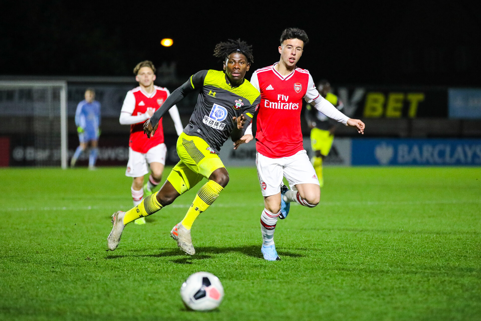 Saints Bow Out Of The Fa Youth Cup Southampton Fc