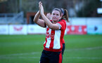 SOUTHAMPTON, ENGLAND - JANUARY 12: Shannon Siewright during the SRWFL at Snow's Stadium between Southampton Women and Chesham on January 12 2020, Totton, England. (Photo by Isabelle Field/Southampton FC via Getty Images)