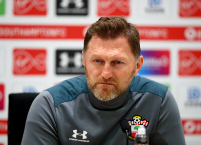 Live: Hasenhüttl's pre-Spurs press conference