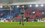 LONDON, ENGLAND - JANUARY 21: Ralph Hasenhuttl of Southampton at the final whistle during the Premier League match between Crystal Palace and Southampton FC at Selhurst Park on January 21, 2020 in London, United Kingdom. (Photo by Matt Watson/Southampton FC via Getty Images)