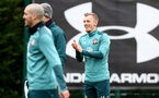 SOUTHAMPTON, ENGLAND - JANUARY 23: James Ward-Prowse during a Southampton FC training session at the Staplewood Campus on January 23, 2020 in Southampton, England. (Photo by Matt Watson/Southampton FC via Getty Images)
