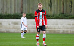 SOUTHAMPTON, ENGLAND - JANUARY 23: Callum Watts of Southampton FC during the Barclays Under 18 Premier League match between Southampton FC and Swansea City at the Staplewood Campus on January 23, 2020 in Southampton, England