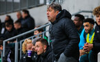 SOUTHAMPTON, ENGLAND - JANUARY 23: Southampton FC U18 manager Paul Hardyman during the Barclays Under 18 Premier League match between Southampton FC and Swansea City at the Staplewood Campus on January 23, 2020 in Southampton, England