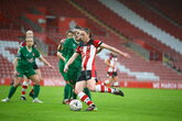 Saints bow out of the Women's FA Cup