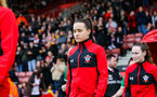SOUTHAMPTON, ENGLAND - JANUARY 26: Sophia Pharoah of Southampton Womens FC during the Women's FA Cup Fourth Round match between Southampton Womens FC and Coventry United Ladies at St Mary's Stadium on January 26, 2020 in Southampton, England