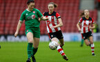 SOUTHAMPTON, ENGLAND - JANUARY 26: Rachel Panting during the Women's FA Cup Fourth Round match between Southampton FC and Coventry United Ladies at St. Mary's Stadium on January 26, 2020 in Southampton, England. (Photo by Isabelle Field/Southampton FC via Getty Images)