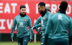 SOUTHAMPTON, ENGLAND - JANUARY 30: Shane Long during a Southampton FC training session at the Staplewood Campus on January 30, 2020 in Southampton, England. (Photo by Matt Watson/Southampton FC via Getty Images)