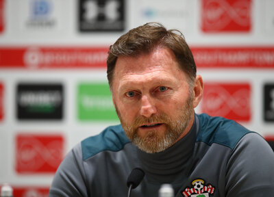Press Conference (part two): Hasenhüttl previews Man City