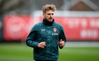 SOUTHAMPTON, ENGLAND - FEBRUARY 04: Stuart Armstrong during a Southampton FC training session at the Staplewood Campus on February 04, 2020 in Southampton, England. (Photo by Matt Watson/Southampton FC via Getty Images)