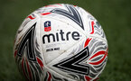 SOUTHAMPTON, ENGLAND - FEBRUARY 04: An FA Cup football during a Southampton FC training session at the Staplewood Campus on February 04, 2020 in Southampton, England. (Photo by Matt Watson/Southampton FC via Getty Images)