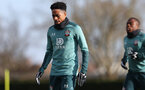 SOUTHAMPTON, ENGLAND - FEBRUARY 04: Kyle Walker-Peters during a Southampton FC training session at the Staplewood Campus on February 04, 2020 in Southampton, England. (Photo by Matt Watson/Southampton FC via Getty Images)