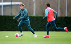 SOUTHAMPTON, ENGLAND - FEBRUARY 18: Jannik Vestergaard during a Southampton FC training session at the Staplewood Campus on February 18, 2020 in Southampton, England. (Photo by Matt Watson/Southampton FC via Getty Images)