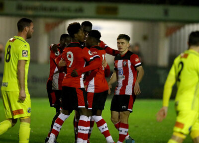 Saints through to Senior Cup semi-finals