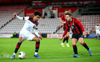 BOURNEMOUTH, ENGLAND - February 21: Jacob Maddox during the PL2 match at The Vitality Stadium between Bournemouth and Southampton on February 21 2020, Bournemouth, England. (Photo by Isabelle Field/Southampton FC via Getty Images)