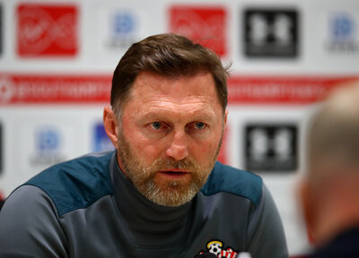 Press Conference (part two): Hasenhüttl pre-West Ham