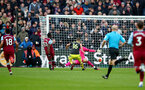 LONDON, ENGLAND - FEBRUARY 29: Alex McCarthy of Southampton saves during the Premier League match between West Ham United and Southampton FC at London Stadium on February 29, 2020 in London, United Kingdom. (Photo by Matt Watson/Southampton FC via Getty Images)