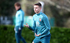 SOUTHAMPTON, ENGLAND - MARCH 03: Will Smallbone during a Southampton FC training session at the Staplewood Campus on March 03, 2020 in Southampton, England. (Photo by Matt Watson/Southampton FC via Getty Images)