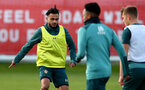 SOUTHAMPTON, ENGLAND - MARCH 03: Sofiane Boufal during a Southampton FC training session at the Staplewood Campus on March 03, 2020 in Southampton, England. (Photo by Matt Watson/Southampton FC via Getty Images)