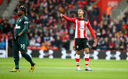 SOUTHAMPTON, ENGLAND - MARCH 07: Yan Valery of Southampton during the Premier League match between Southampton FC and Newcastle United at St Mary's Stadium on March 07, 2020 in Southampton, United Kingdom. (Photo by Matt Watson/Southampton FC via Getty Images)