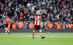 SOUTHAMPTON, ENGLAND - MARCH 07: James Ward-Prowse during the Premier League match between Southampton FC and Newcastle United at St Mary's Stadium on March 7, 2020 in Southampton, United Kingdom. (Photo by Chris Moorhouse/Southampton FC via Getty Images)